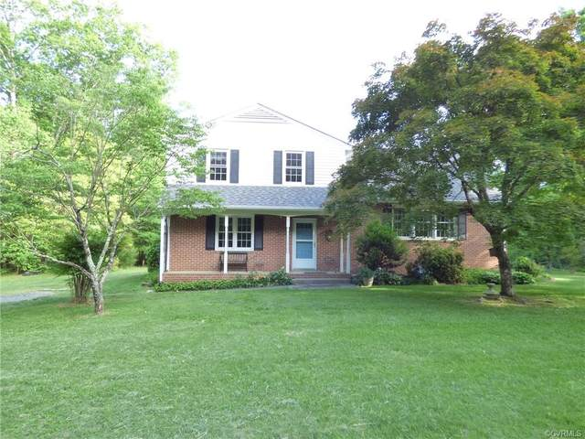 2419 Meadow Road, Sandston, VA 23150 (MLS #2113995) :: The Redux Group