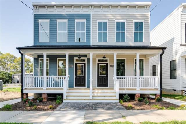 3209 P Street, Richmond, VA 23223 (MLS #2114006) :: Treehouse Realty VA