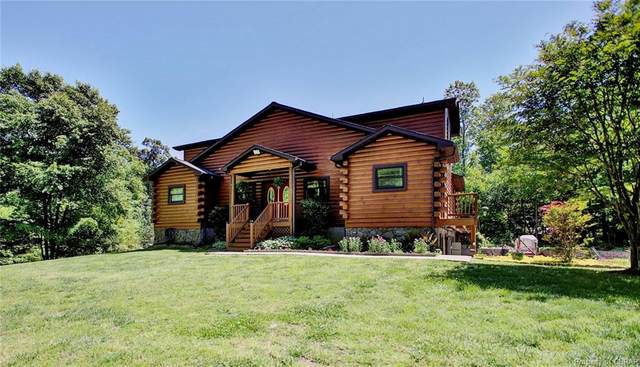 4803 Hill Trail, Gloucester, VA 23061 (#2114010) :: The Bell Tower Real Estate Team