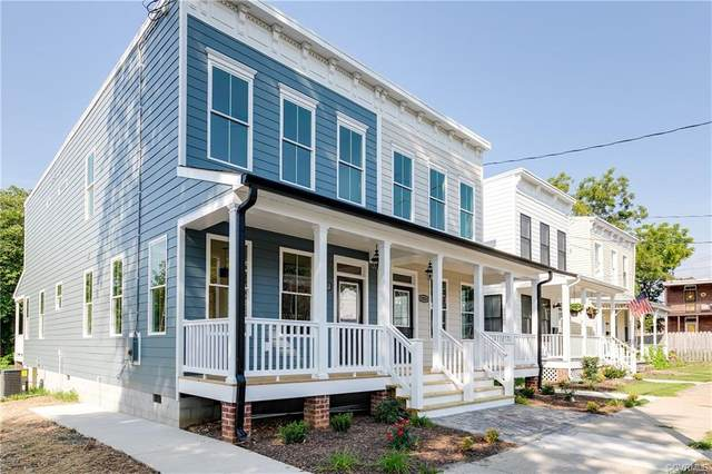 3211 P Street, Richmond, VA 23223 (MLS #2114016) :: Treehouse Realty VA