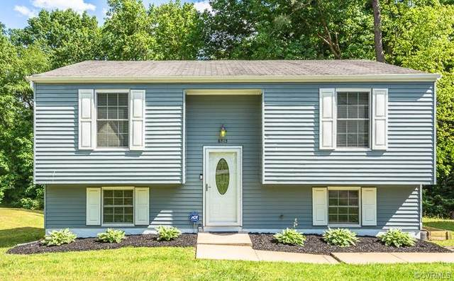 6513 S Stevens Hollow Drive, Chesterfield, VA 23832 (MLS #2114023) :: Village Concepts Realty Group