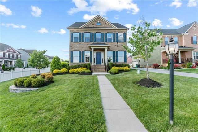 12164 Manor Glen Lane, Glen Allen, VA 23059 (MLS #2114026) :: Small & Associates