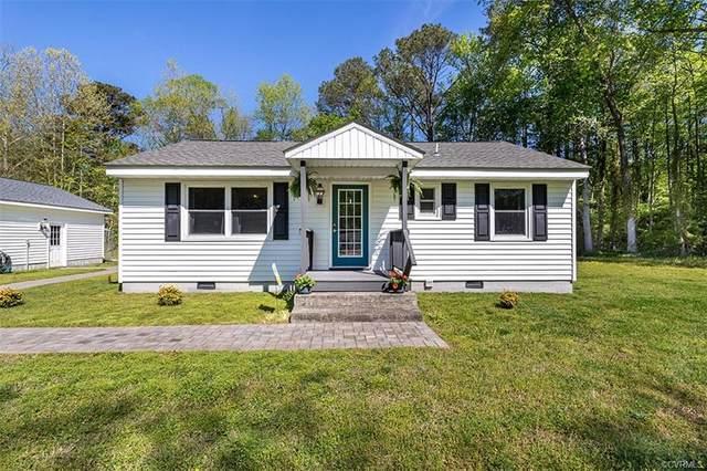 2703 Ridge Road, Cobbs Creek, VA 23035 (MLS #2114027) :: Small & Associates