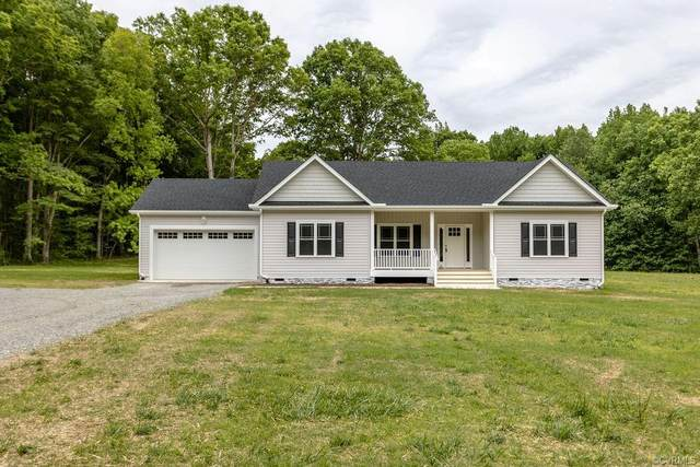3124 Holly Grove Drive, Bumpass, VA 23024 (MLS #2114059) :: Small & Associates