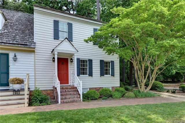 108 Edward Wakefield, Williamsburg, VA 23185 (#2114060) :: The Bell Tower Real Estate Team