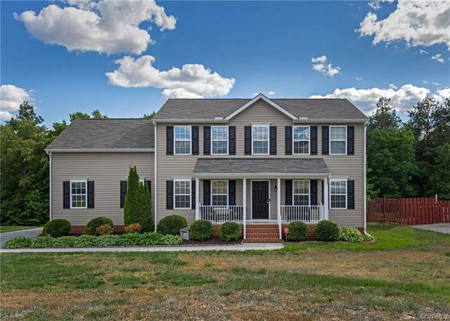 3025 Falcon Creek Drive, Henrico, VA 23231 (MLS #2114063) :: Village Concepts Realty Group