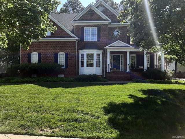 5228 Harvest Glen Drive, Glen Allen, VA 23059 (MLS #2114065) :: Small & Associates
