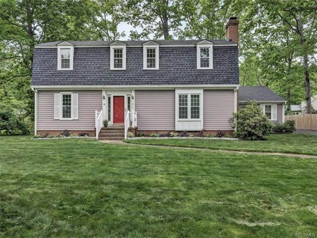 1816 Hollingsworth Drive, North Chesterfield, VA 23235 (MLS #2114067) :: The Redux Group
