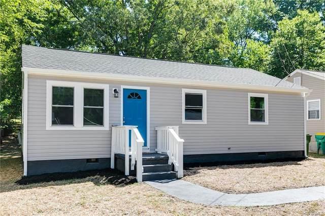 1205 Sunnyside Avenue, Hopewell, VA 23860 (MLS #2114071) :: Small & Associates