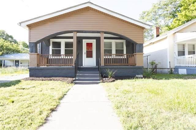 1821 Harwood Street, Richmond, VA 23224 (MLS #2114074) :: Village Concepts Realty Group