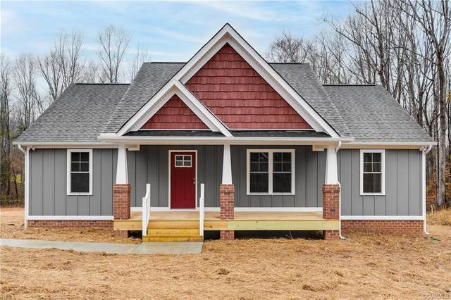 7675 Fredericks Hall Road, Mineral, VA 23117 (MLS #2114093) :: Small & Associates