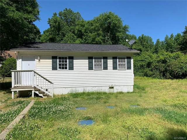 16904 Potts Street, South Chesterfield, VA 23834 (MLS #2114095) :: Small & Associates