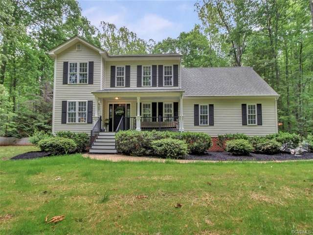 2552 Norwood Creek Way, Powhatan, VA 23139 (MLS #2114098) :: Village Concepts Realty Group