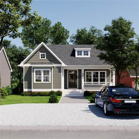 605 Maple Avenue, Richmond, VA 23226 (MLS #2114107) :: Village Concepts Realty Group