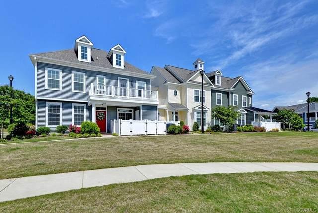 1010 Kings Land Court, Williamsburg, VA 23185 (MLS #2114115) :: Small & Associates