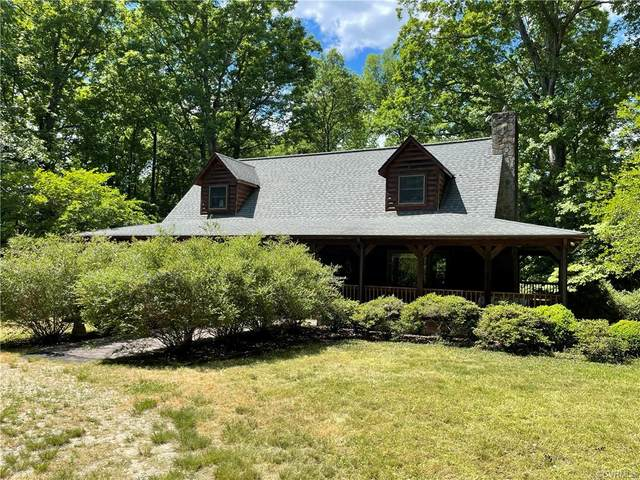 2100 Fountain Ridge Road, North Prince George, VA 23860 (MLS #2114118) :: Village Concepts Realty Group