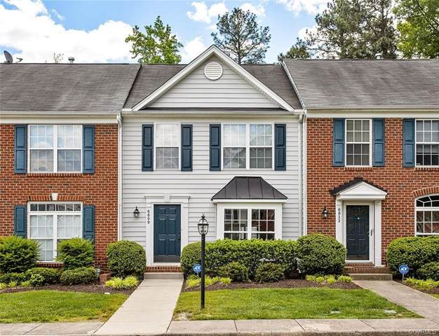 6809 Grand Brook Court #6809, Richmond, VA 23225 (MLS #2114124) :: Village Concepts Realty Group