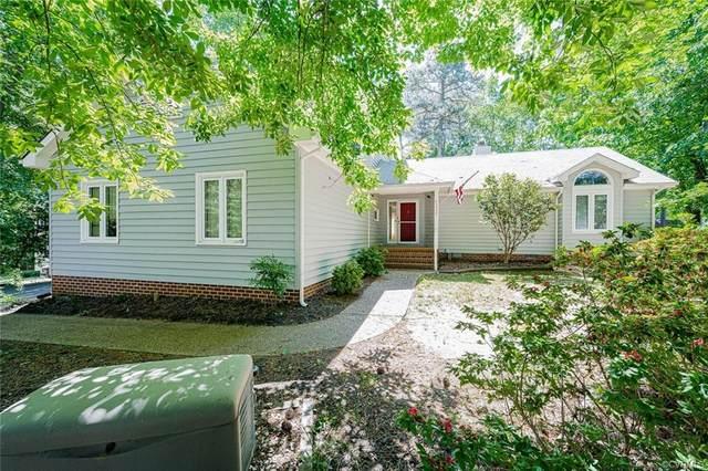 3337 Pointe Drive, Quinton, VA 23141 (MLS #2114139) :: Village Concepts Realty Group