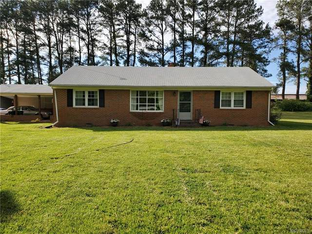 325 John Randolph Road, Farmville, VA 23901 (MLS #2114153) :: Village Concepts Realty Group