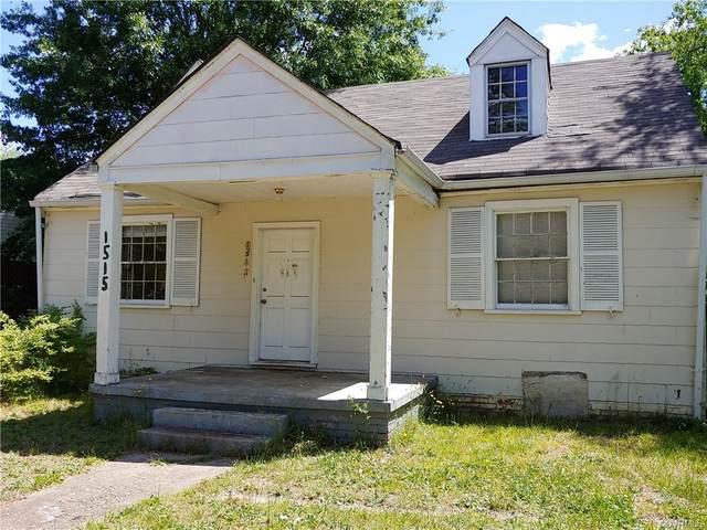 1515 Yale Avenue, Richmond, VA 23224 (MLS #2114155) :: Village Concepts Realty Group