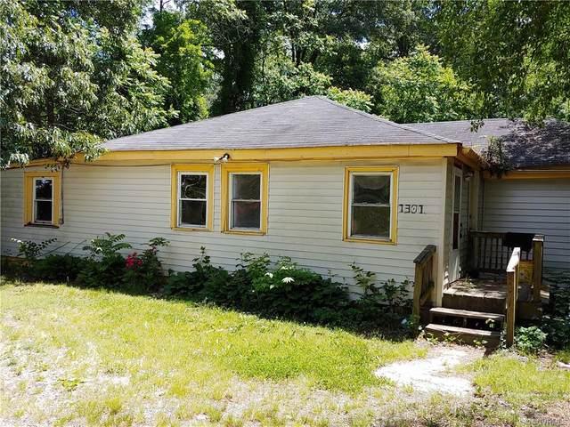 1301 Hopkins Road, Richmond, VA 23224 (MLS #2114158) :: Village Concepts Realty Group