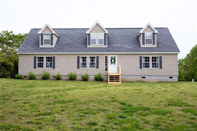2862 Stage Coach Road, Farmville, VA 23901 (MLS #2114163) :: Village Concepts Realty Group