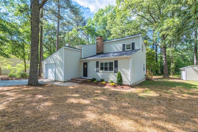 25408 Front Road, North Dinwiddie, VA 23803 (MLS #2114164) :: Small & Associates