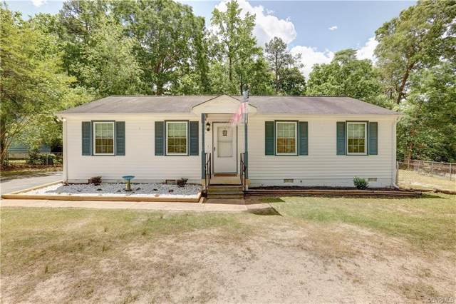 3808 Spring Road, North Prince George, VA 23860 (MLS #2114171) :: Village Concepts Realty Group