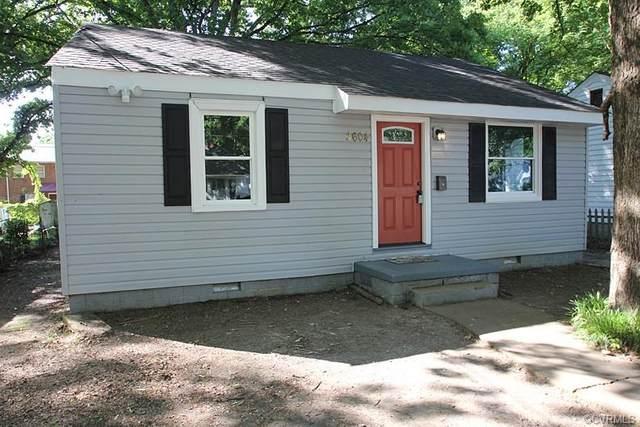 3604 Stockton Street, Richmond, VA 23224 (MLS #2114179) :: Village Concepts Realty Group