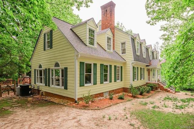 14321 Helmsley Road, Midlothian, VA 23113 (MLS #2114180) :: Small & Associates