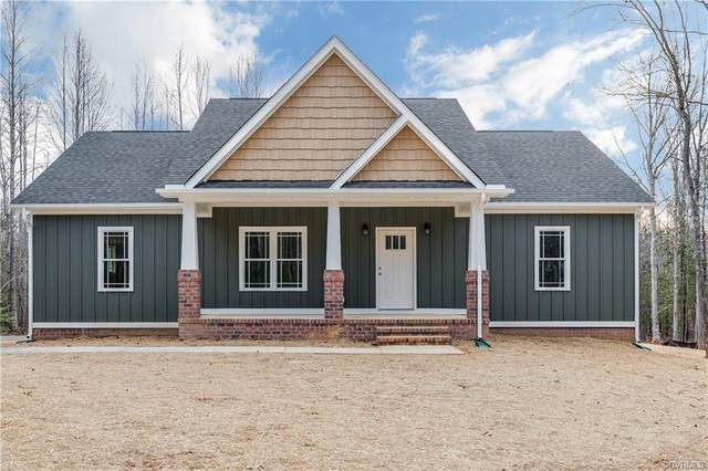 6008 Old Columbia Road, Columbia, VA 23038 (MLS #2114181) :: Village Concepts Realty Group