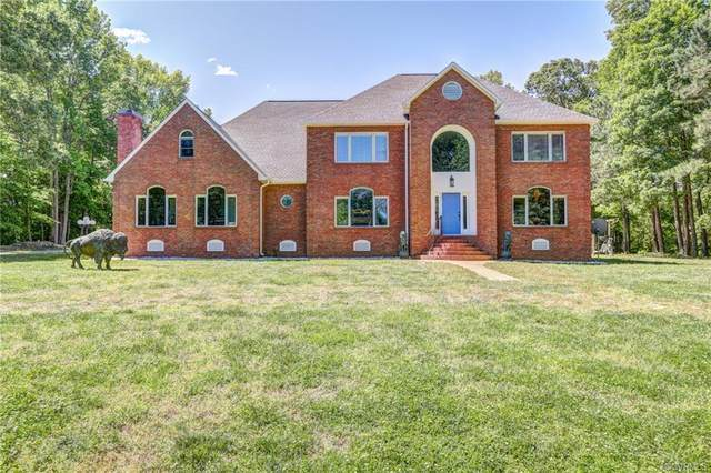3395 Wood Valley Road, Mechanicsville, VA 23111 (MLS #2114186) :: Small & Associates