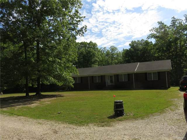2529 Callies Way, Goochland, VA 23063 (MLS #2114212) :: Small & Associates