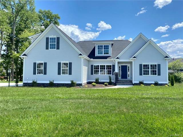 9304 Sweetmeadow Place, Mechanicsville, VA 23116 (MLS #2114213) :: Village Concepts Realty Group