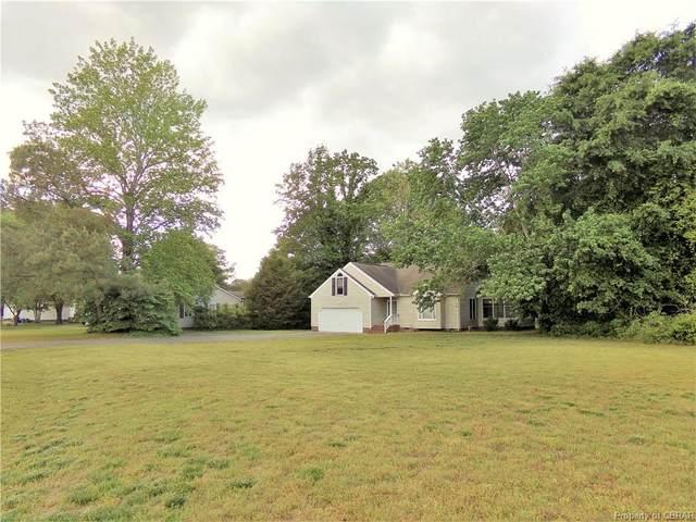 6749 Powhatan Drive, Hayes, VA 23072 (#2114231) :: Abbitt Realty Co.