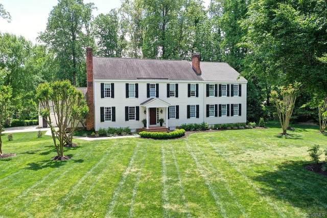 44 Whittakers Mill Road, Williamsburg, VA 23185 (MLS #2114238) :: Small & Associates