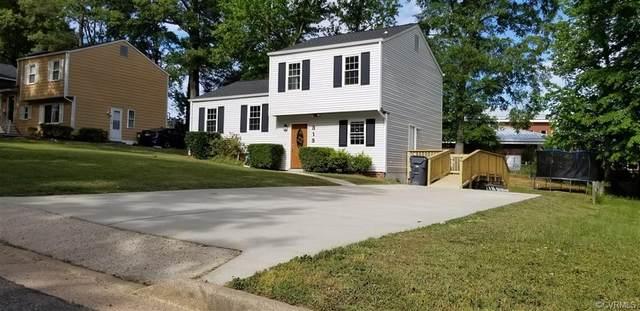 313 Brickland Road, North Chesterfield, VA 23236 (MLS #2114246) :: Small & Associates