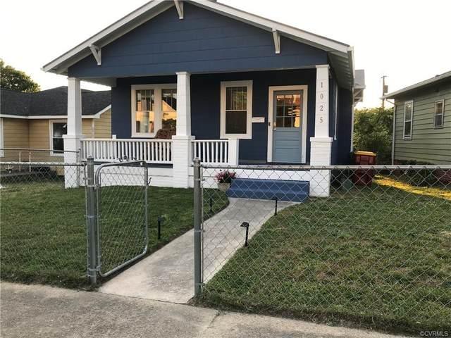 1025 Magnolia, Petersburg, VA 23803 (MLS #2114259) :: Small & Associates