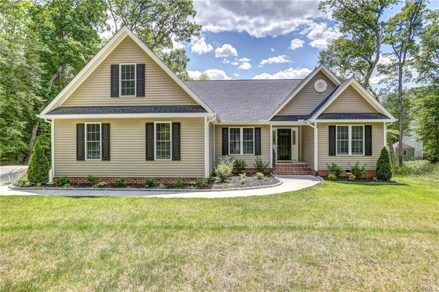 9819 Adkins Village Lane, Chesterfield, VA 23236 (MLS #2114265) :: Small & Associates