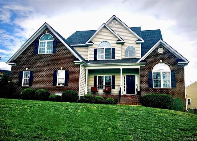 10919 Lamberts Creek Lane, Chesterfield, VA 23832 (MLS #2114272) :: Treehouse Realty VA
