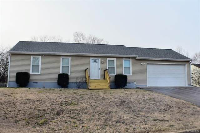 8608 Bellmeadows Terrace, North Chesterfield, VA 23237 (MLS #2114276) :: Small & Associates