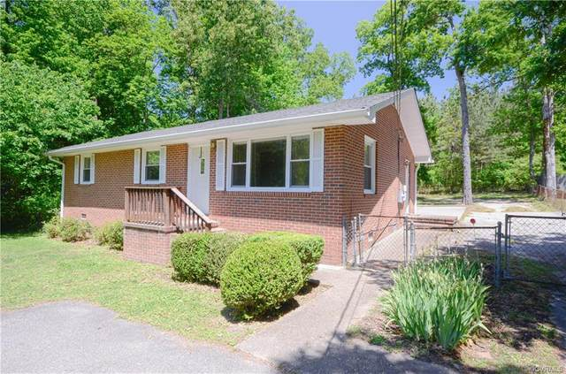 4100 Treely Road, Chester, VA 23831 (MLS #2114282) :: Small & Associates