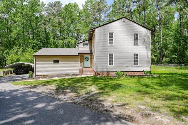 7293 Creighton Road, Hanover, VA 23111 (MLS #2114289) :: Small & Associates