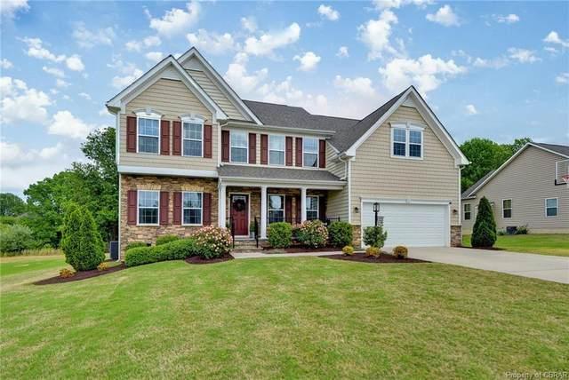 8044 Fairmont Drive, Williamsburg, VA 23188 (MLS #2114291) :: Small & Associates