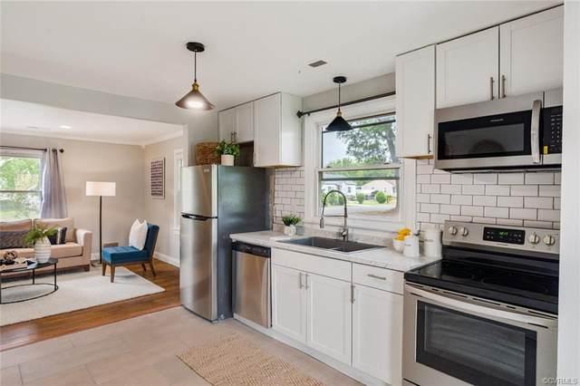 4223 N Kinsley Avenue, Richmond, VA 23224 (MLS #2114300) :: Village Concepts Realty Group