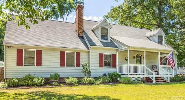 6901 Forest Drive, Quinton, VA 23141 (MLS #2114302) :: Village Concepts Realty Group