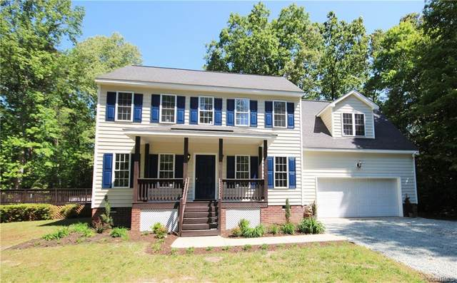 30 Enfield Forest Lane, Aylett, VA 23009 (MLS #2114305) :: Village Concepts Realty Group