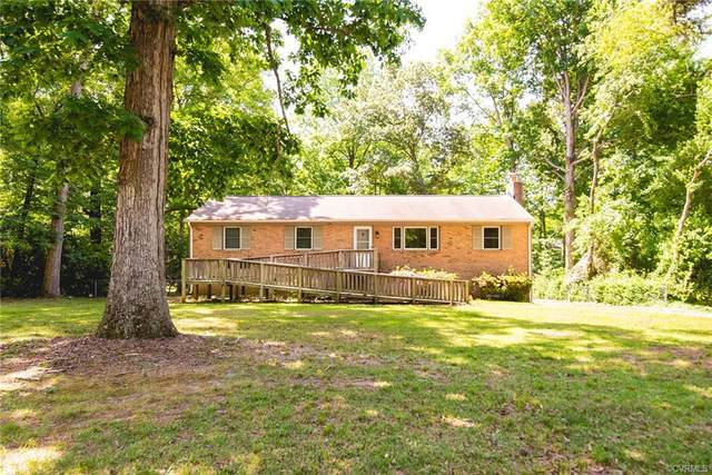 9601 Beach Road, Chesterfield, VA 23838 (MLS #2114319) :: The RVA Group Realty