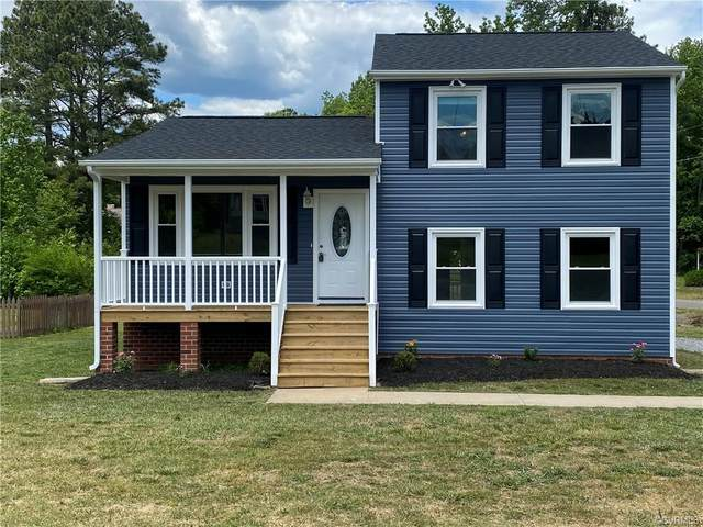 23816 Cox Road, North Dinwiddie, VA 23803 (MLS #2114324) :: The RVA Group Realty