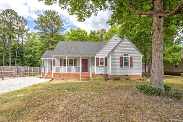 7344 Trailing Rock Road, Prince George, VA 23875 (MLS #2114338) :: Village Concepts Realty Group